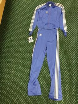 Adidas Original  Superstar Track Suit Trefoil NOS NWT 80s BO