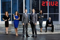 Posters USA - Suits TV Show Series Poster Glossy Finish - TV