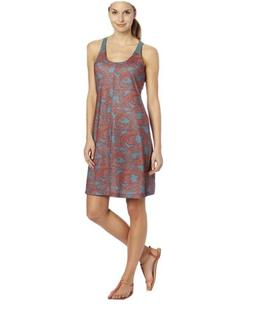 "Columbia ""Prima Agua"" Dress.Racer Back And Built-in Bra."
