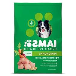 IAMS PROACTIVE HEALTH Adult Minichunks Dry Dog Food Chicken,