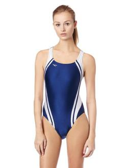 Speedo Quantum Splice Female Navy/White 26