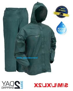 Frogg Toggs Rain Suit for All Sport Jacket & Pants Lite Wear