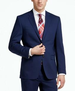 ralph solid total stretch slim fit suit
