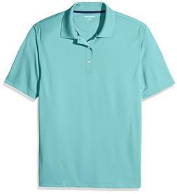 Amazon Essentials Men's Regular-Fit Quick-Dry Golf Polo Shir