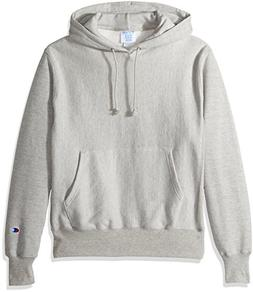 Champion LIFE Men's Reverse Weave Pullover Hoodie, Oxford Gr