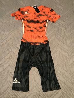 Adidas Running Suit Track Field Skinsuit Speedsuit Singlet C