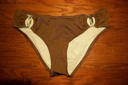 S VICTORIA'S SECRET Swim suit BOTTOMS Swimwear CHEEKY BUCKLE