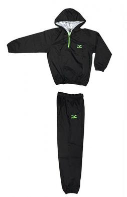 mizuno Sauna suit Prize fighter specifications Flash green