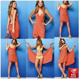 Sexy High Quality Women's Bikini Cover-Up Beach Sarong Wra