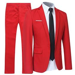 slim fit suit