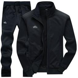 Sports Mens Suits Winter Warm Tracksuit Men Athletic Apparel