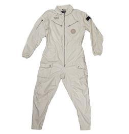 Nike Sportswear Flight Suit Jumpsuit N-72 Light Bone Medium