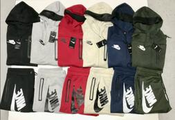 Nike Suit Top And Bottom Hoodie Brand New Complete Set Mens
