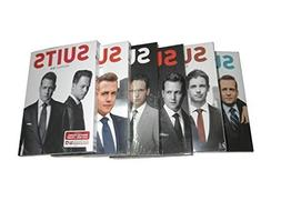 Suits: The Complete Series Seasons 1-6 DVD