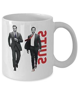 Suits Crew - By: Trinkets & Novelty - Tv Show Suits Merchand