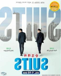 Suits Korean TV Drama Dvd -English Subtitle