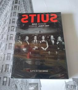 Suits: Season Nine - Final Season DVD - TV Series Brand NEW