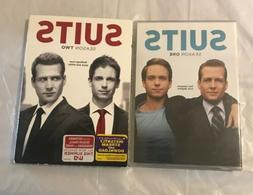 Suits: Seasons One & Two