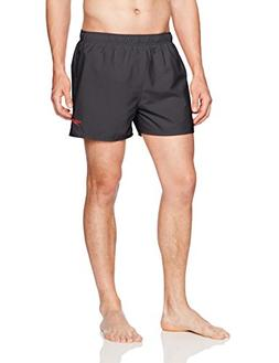 Speedo Surf Runner Volley Swim Trunks, Black, Medium