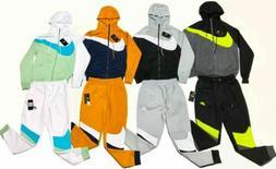 Nike Sweat Suit Men's Swoosh Complete Set Hoodie & Joggers B