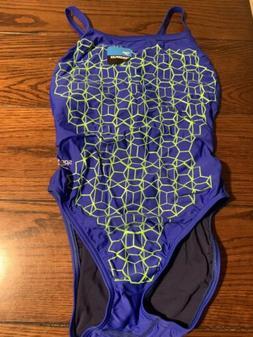 Speedo Swim Suit  Size 8/34