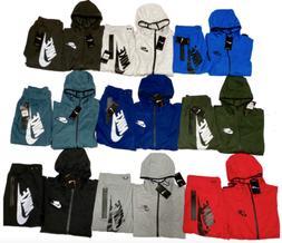 Nike Tech Fleece Full-Zip Hoodie  Top & Bottom Brand New Swe