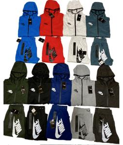 Nike Tech Fleece Full-Zip Top & Bottom Hoodie Brand New Comp
