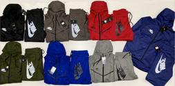 Nike Tech Fleece WindRunner Top & Bottom Sweat Suit Complete