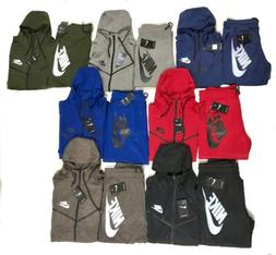 Nike Tech Fleece Sweatsuit Complete Set Hoodie & Joggers Ful