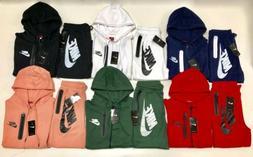 Nike Tech Sweat Suit Men's Complete Set Full Zip Hoodie Jogg