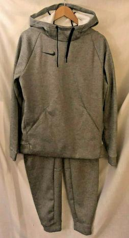 therma dri fit sweat suit grey heather