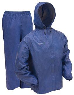 Frogg Toggs UL12104 Waterproof Rain Suit NEW Rain & Wind Sui