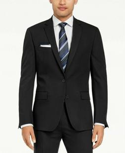 Ryan Seacrest Ultimate Modern-Fit Stretch Suit Jacket 36S Bl
