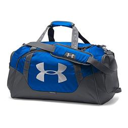 Under Armour Undeniable 3.0 Large Duffle Bag, Royal /Silver