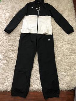 adidas W Club Track Suit White/Black