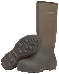 Muck Boots Mens Wetland Premium Hunting WP Winter 11 Brown W