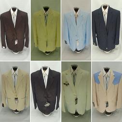 Western Suits Blazer Coat Long Cowboy Rancher Suit 48 CLOSE