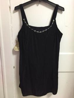 Women Cherokee Black Swimsuit Bathing Suit Size 26W NWT