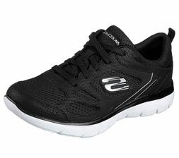 Skechers Women's Summits Suited Memory Foam Casual Lightweig