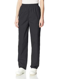 Cherokee Women's Workwear Scrubs Pull-On Cargo Pant , Black,