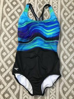 Speedo Women Swim Suit size 12 Nwt + Free Shipping