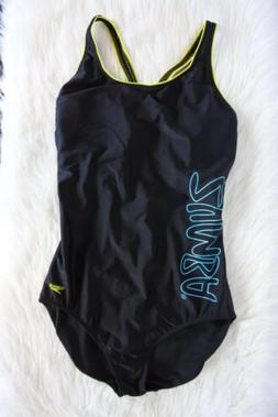 Zumba Aquazumba Speedo Swimsuit Size 18